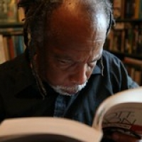 """Darius James reading Gil Scott-Heron • <a style=""""font-size:0.8em;"""" href=""""http://www.flickr.com/photos/78628755@N03/7039821057/"""" target=""""_blank"""">View on Flickr</a>"""